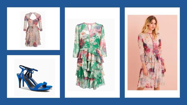 فستان للمناسبات الخاصة في الصيف